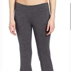 SOYBU Lotus Fit Grey Yoga Pants Size M